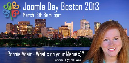 Joomla Day Boston 2013