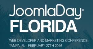 Joomla Day Florida - speaker Robbie Adair